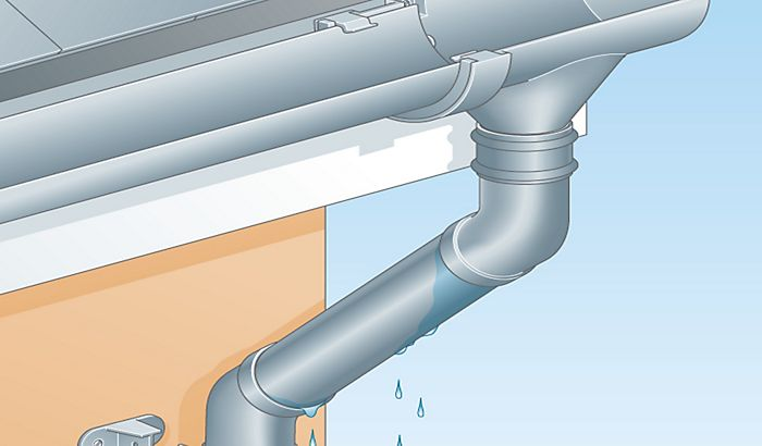 How to clean and repair your gutters