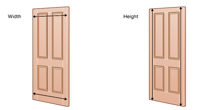 How to hang an internal door | Ideas & Advice | DIY at B&Q How To Hang New Door And Frame on
