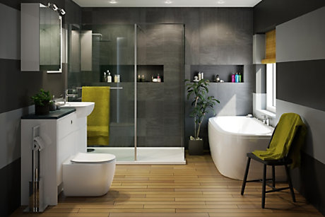 Helena Bathroom Suite