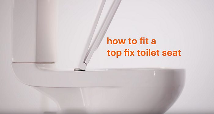 Brilliant How To Replace A Toilet Seat Ideas Advice Diy At Bq Pdpeps Interior Chair Design Pdpepsorg
