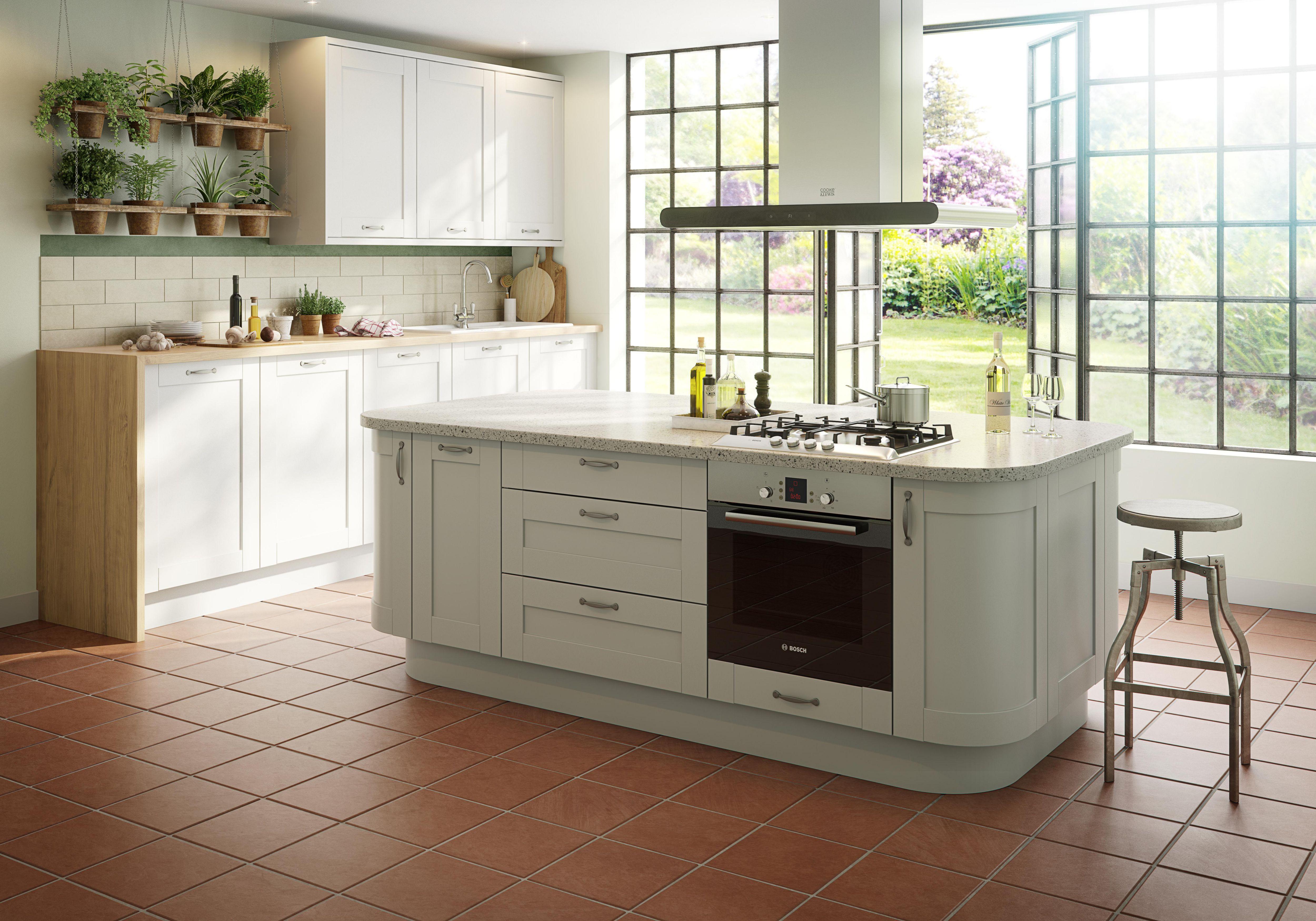 Brookfield Minimalist Kitchen