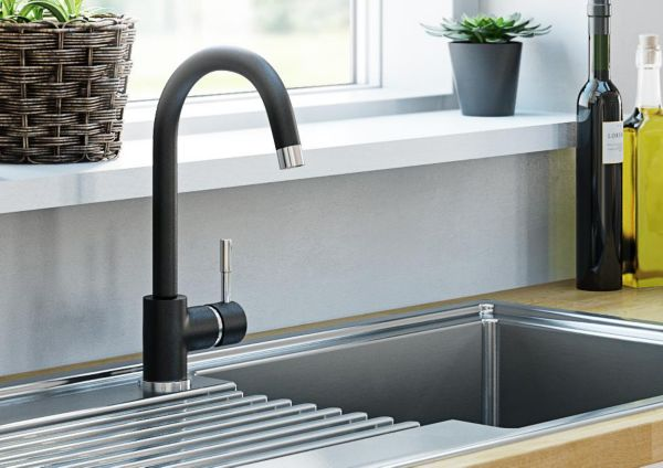 Kitchen Sink Square Taps