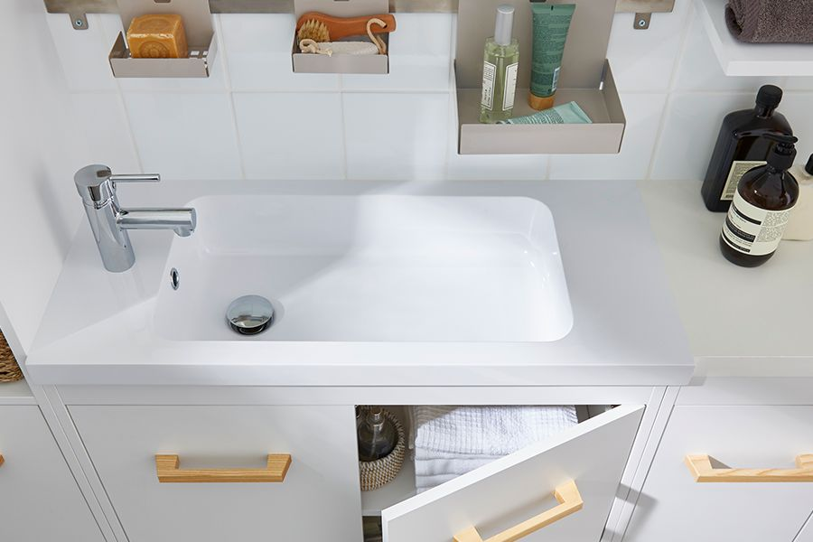 thumbnail: Ladoga Modular Bathroom Furniture