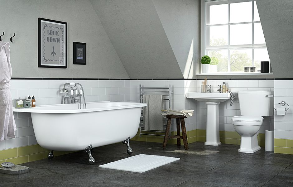 Serina Bathroom Suites Diy At B Q