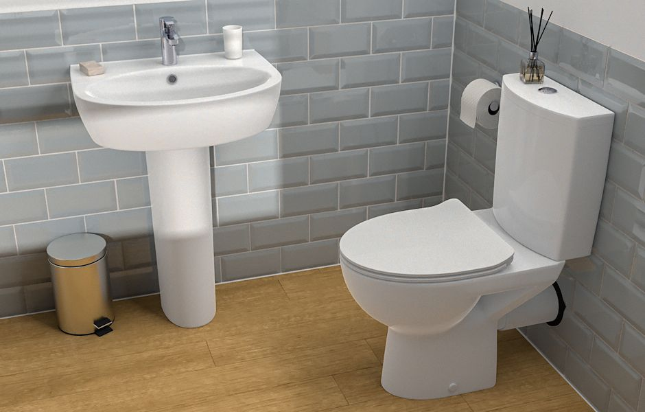 thumbnail: Solare bathroom suite