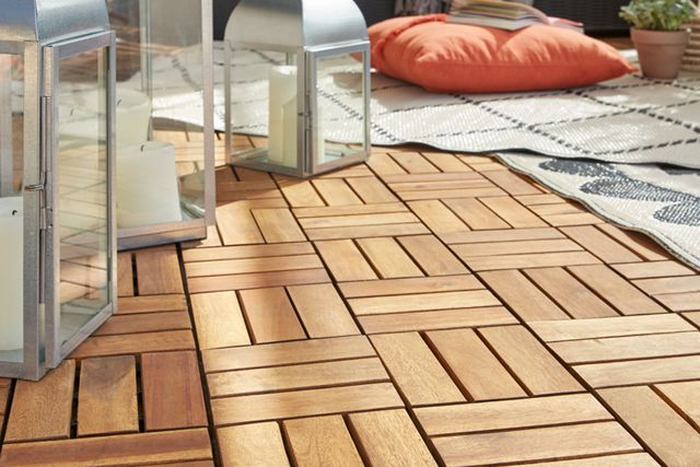 thumbnail: Decking tiles