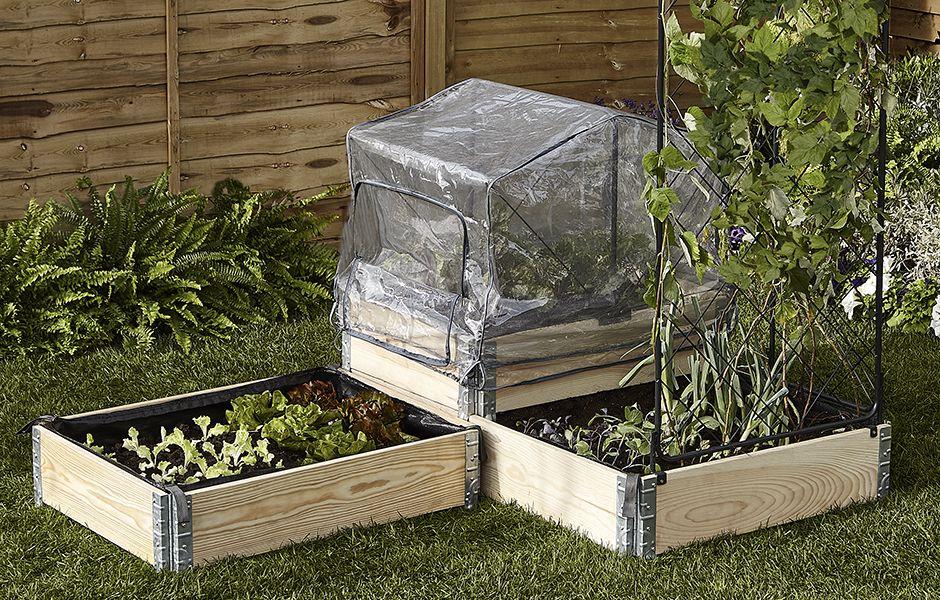 Astonishing Garden Ranges Kitchen Garden Diy At Bq Short Links Chair Design For Home Short Linksinfo