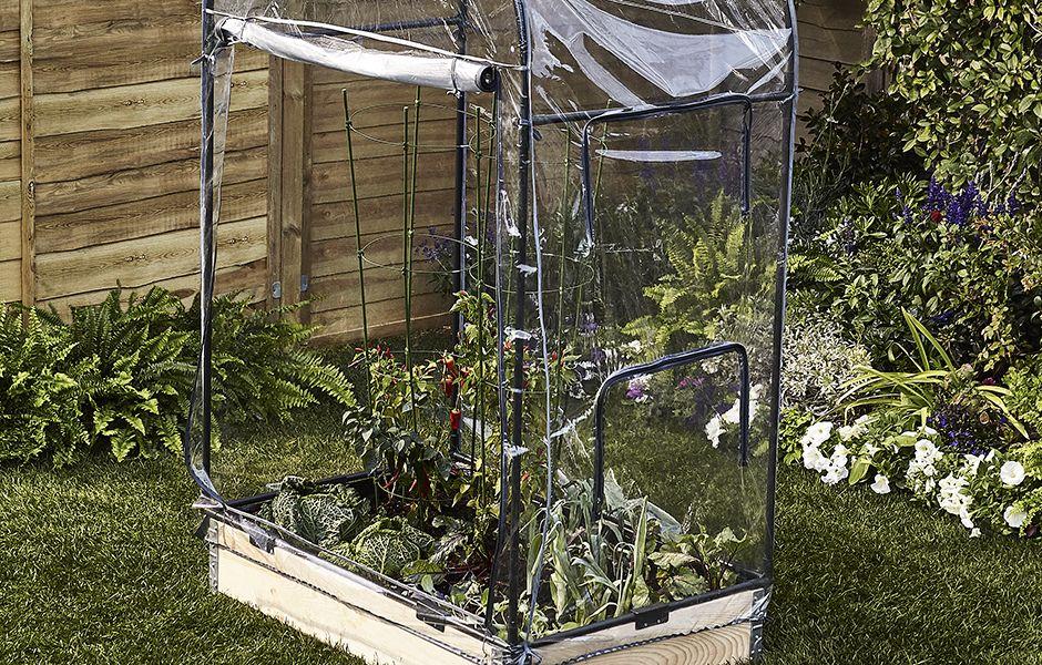 Kitchen Garden Garden Ranges Diy At B Q