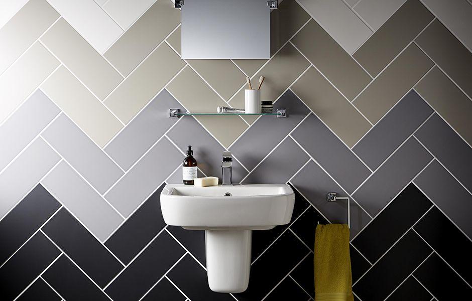 Tile Ranges City Chic Tiles Diy At B Q
