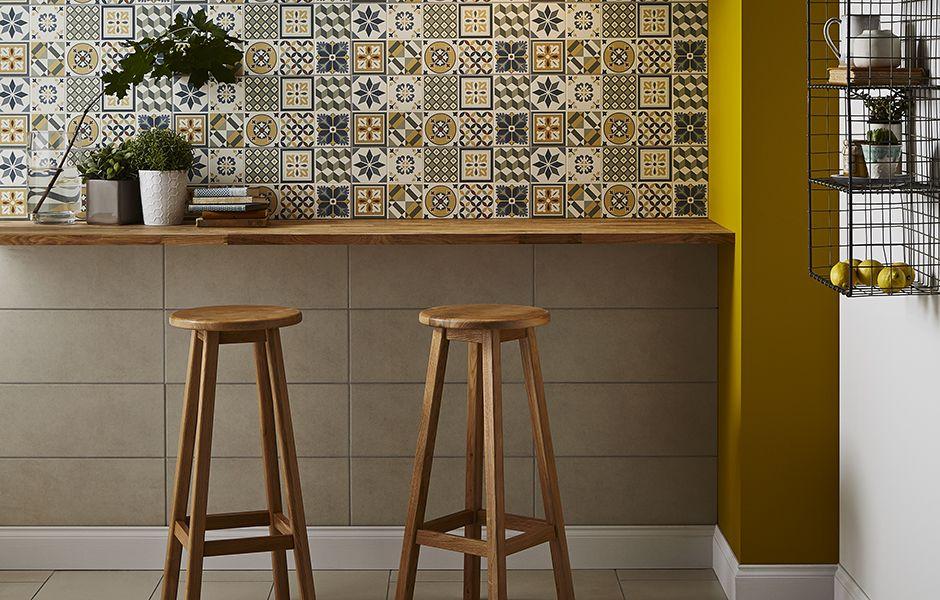 Tile Ranges Konkrete Tiles Diy At Bq