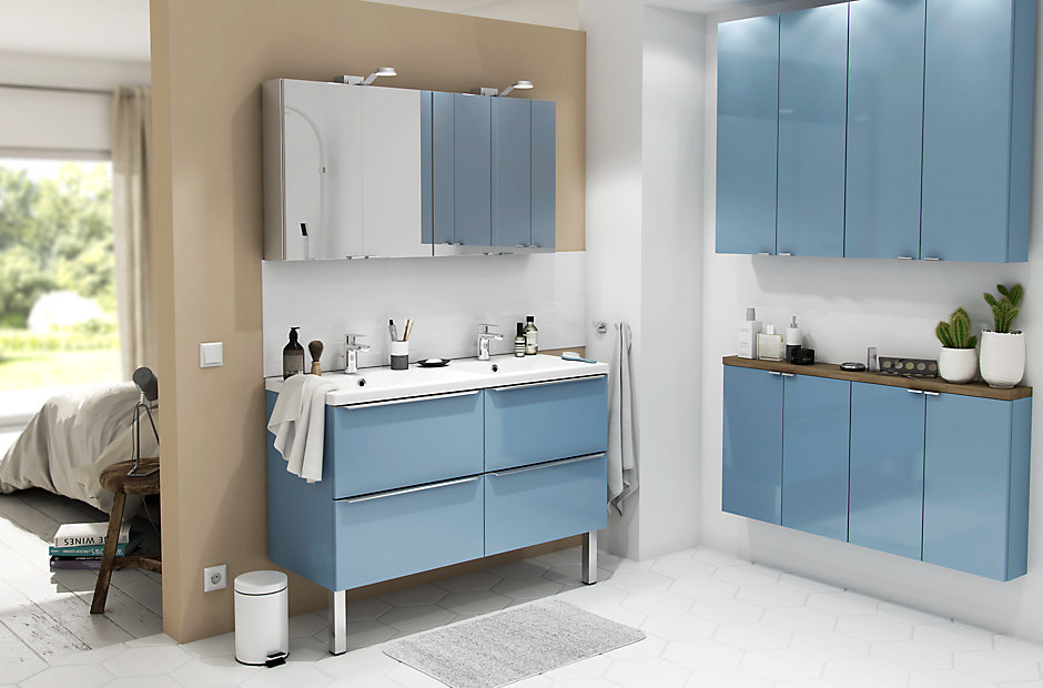 Imandra modular bathroom furniture for Salle bain imandra
