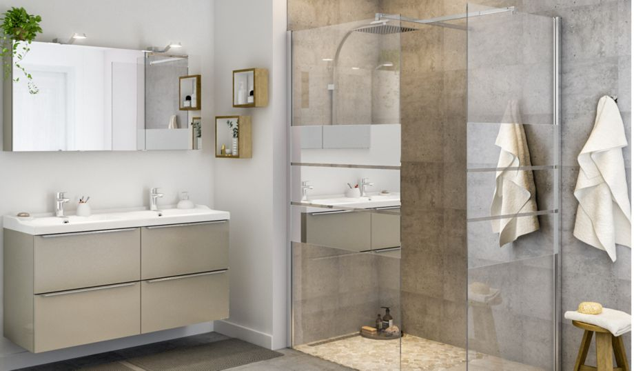 Imandra furniture in bathroom