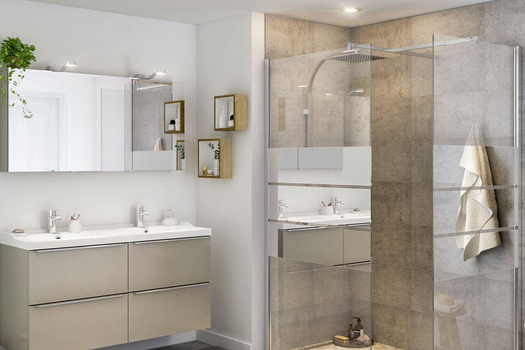 Bathroom Lights Flush Lights Amp Downlights Diy At B Amp Q
