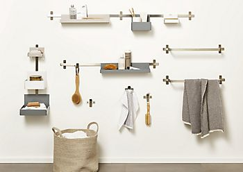 Amantea accessories for small bathrooms
