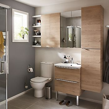 Small bathroom ideas | Ideas & Advice | DIY at B&Q on Small Space Small Bathroom Ideas Uk id=12370