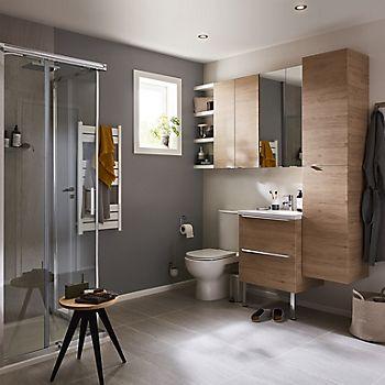 beloya space saving shower