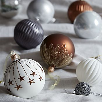 Nordic Nature Christmas decorations