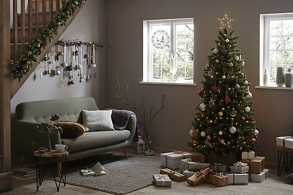 Christmas | Christmas Trees, Lights & Decorations | DIY at B&Q on
