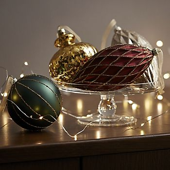Timeless Tradition Christmas decorations