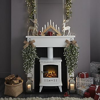 Timeless Tradition fireplace