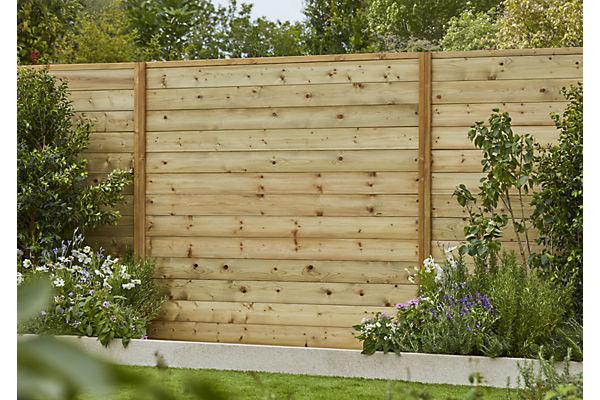 Fencing Outdoor Garden