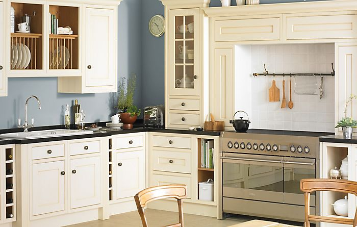 """Cooke & Lewis Woburn Framed kitchen"""