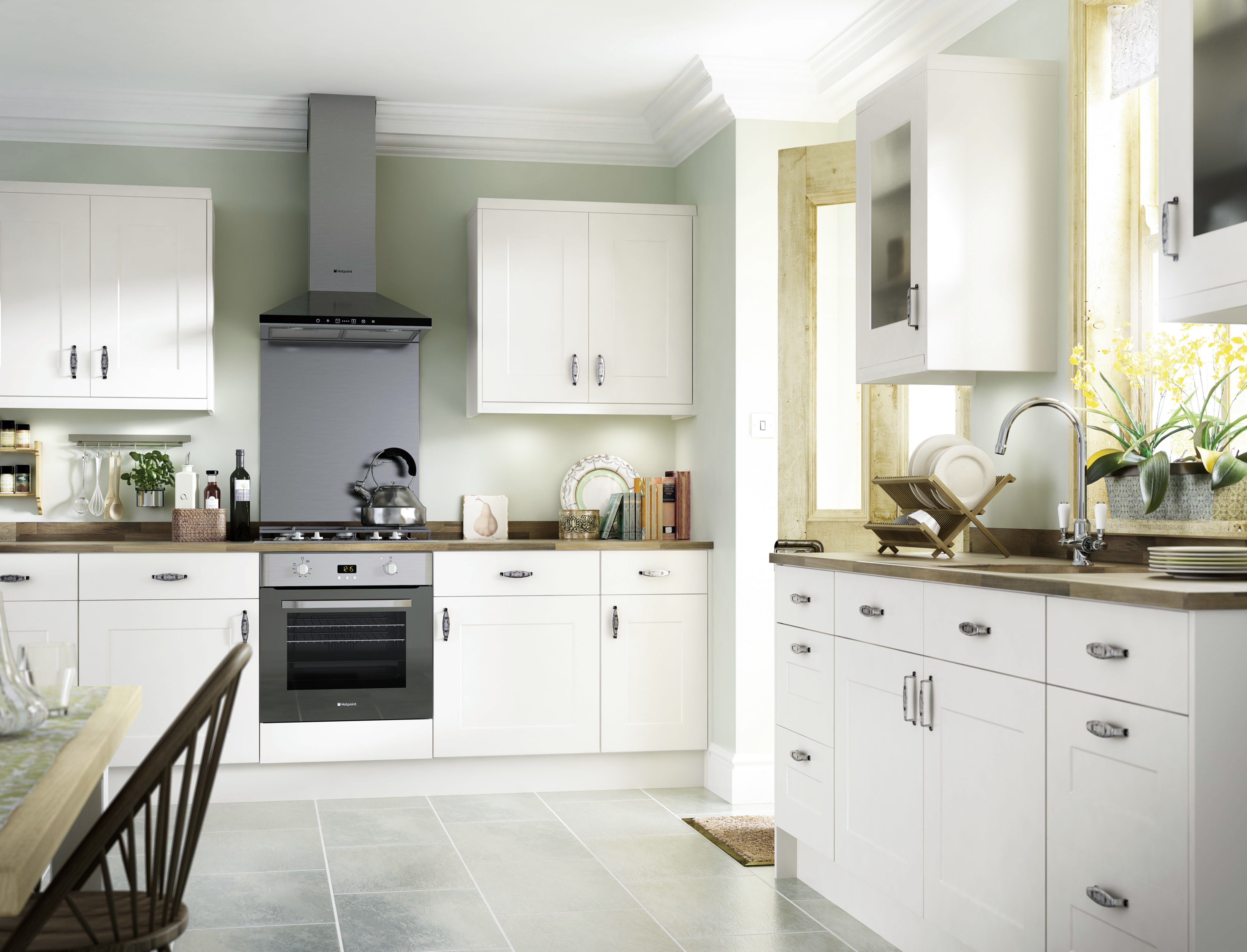 Good Stonefield Ivory Classic Style