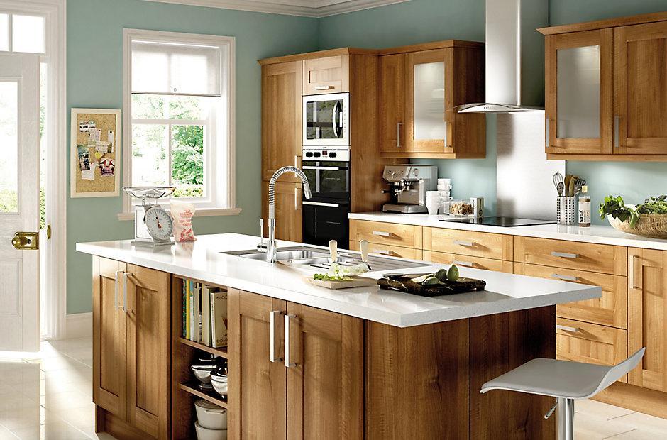 B q kitchen wall cabinet doors for Kitchen cabinets b q