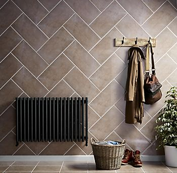 Herringbone tiling design
