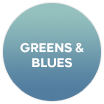 Green & Blue Bathroom Accessories