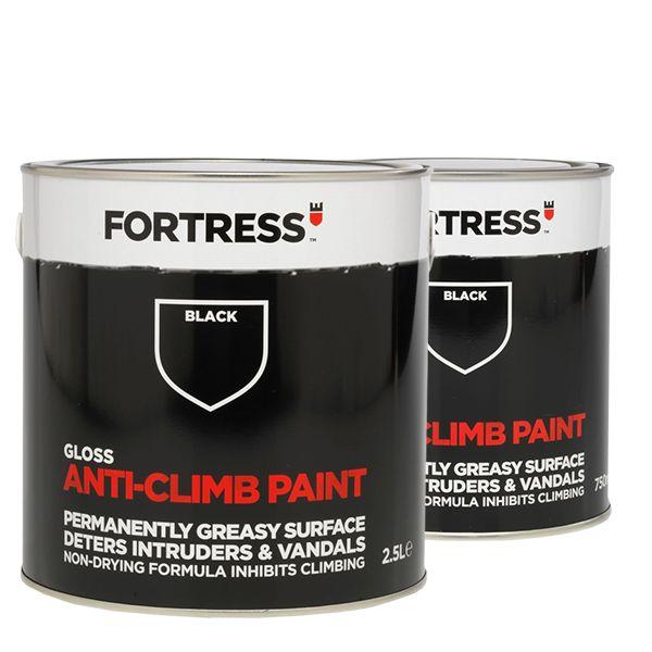 B And Q Anti Climb Paint