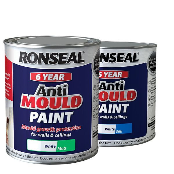 Anti Mould Bathroom Paint B And Q