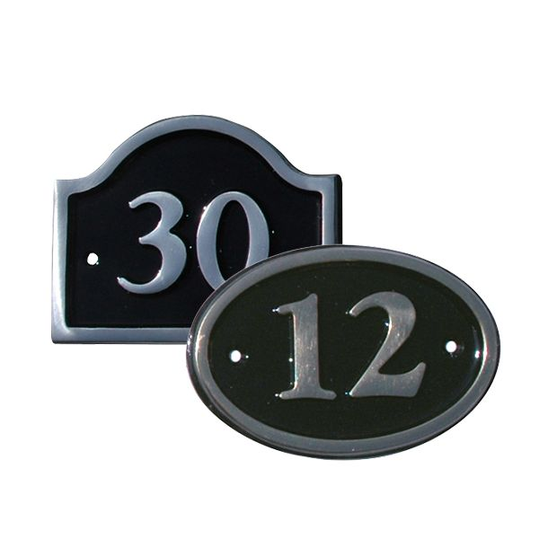 House Numbers & Plaques