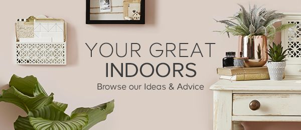 Need help with your great indoors