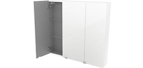 Les meubles de salle de bains imandra castorama for Salle bain imandra