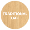 Chilton Traditional Oak Effect swatch