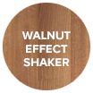 Westleigh Walnut Effect Shaker swatch