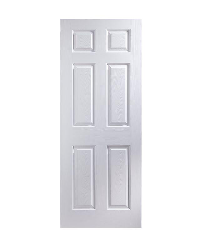 6 Panel doors  sc 1 st  B\u0026Q & Doors \u0026 Windows