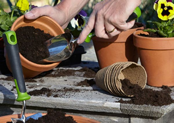 Digging, Planting & Soil Care