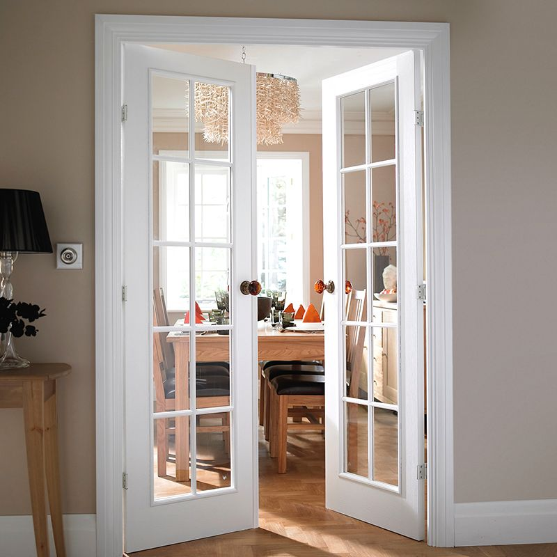 Delightful Internal French Doors