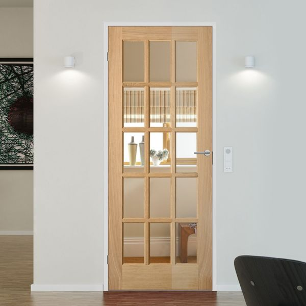 fully glazed doors - Interior Doors