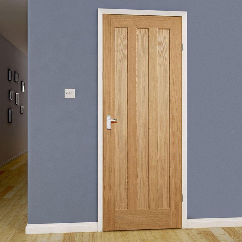Vertical Panel Doors