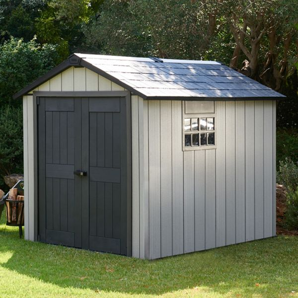 B And Q Sheds 1 Plastic Nuggetonabudget Garden Diy At