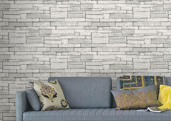 Wallpaper decorating diy at b q for Home wallpaper b q