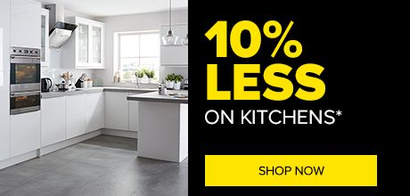 Trade Pay 10% Less on Kitchens at TradePoint