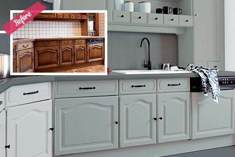 V33 Renovation Paint For Cupboards And Cabinets