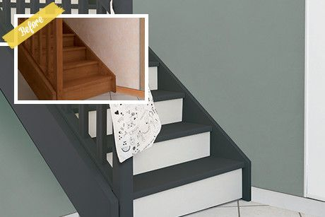 V33 Renovation Paint for floors & stairs