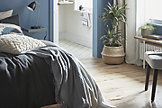 The bedroom of your dreams inspired by colour