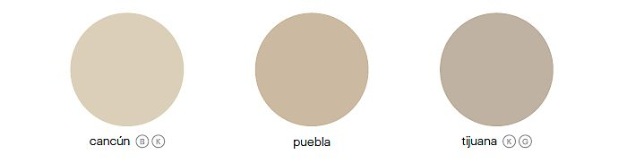 Neutral colours to try