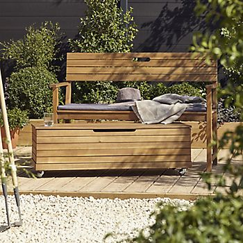 Denia bench set
